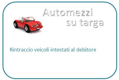 Automezzi su targa (prezzo compreso IVA)
