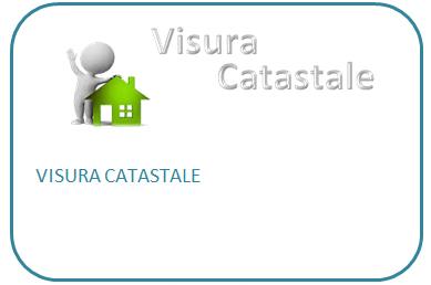 Visura catastale (prezzo compreso IVA)